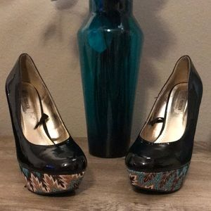 Women's Black Patent by Steve Madden